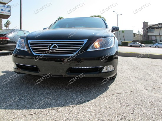 Lexus - LS - 460 - LED - audi - strip - light - 6